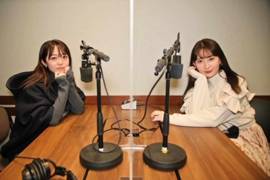 峯岸みなみ×小嶋陽菜、AKB48在籍時と卒業後について赤裸々トーク!  2/18放送『峯岸みなみのやっぱり今日も褒められたい』にて