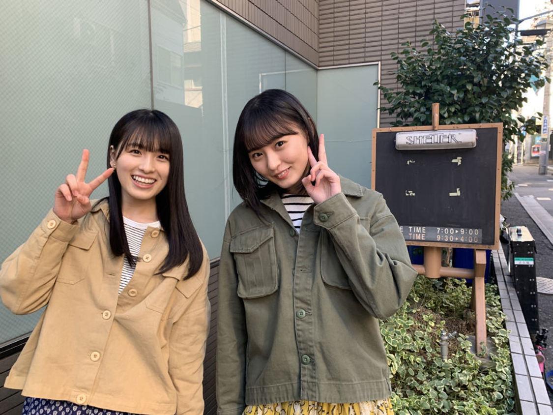 乃木坂46、大園桃子・遠藤さくらユニット曲「友情ピアス」MV公開!