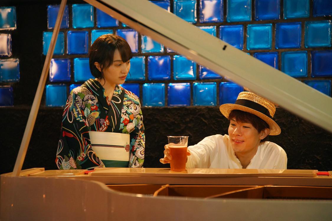 ももクロ 百田夏菜子、映画『すくってごらん』でピアノレコーディングに初挑戦! 生駒吉乃役として主題歌へのこだわりも「難しい反面、楽しくて、撮影が終わってからも続けています」