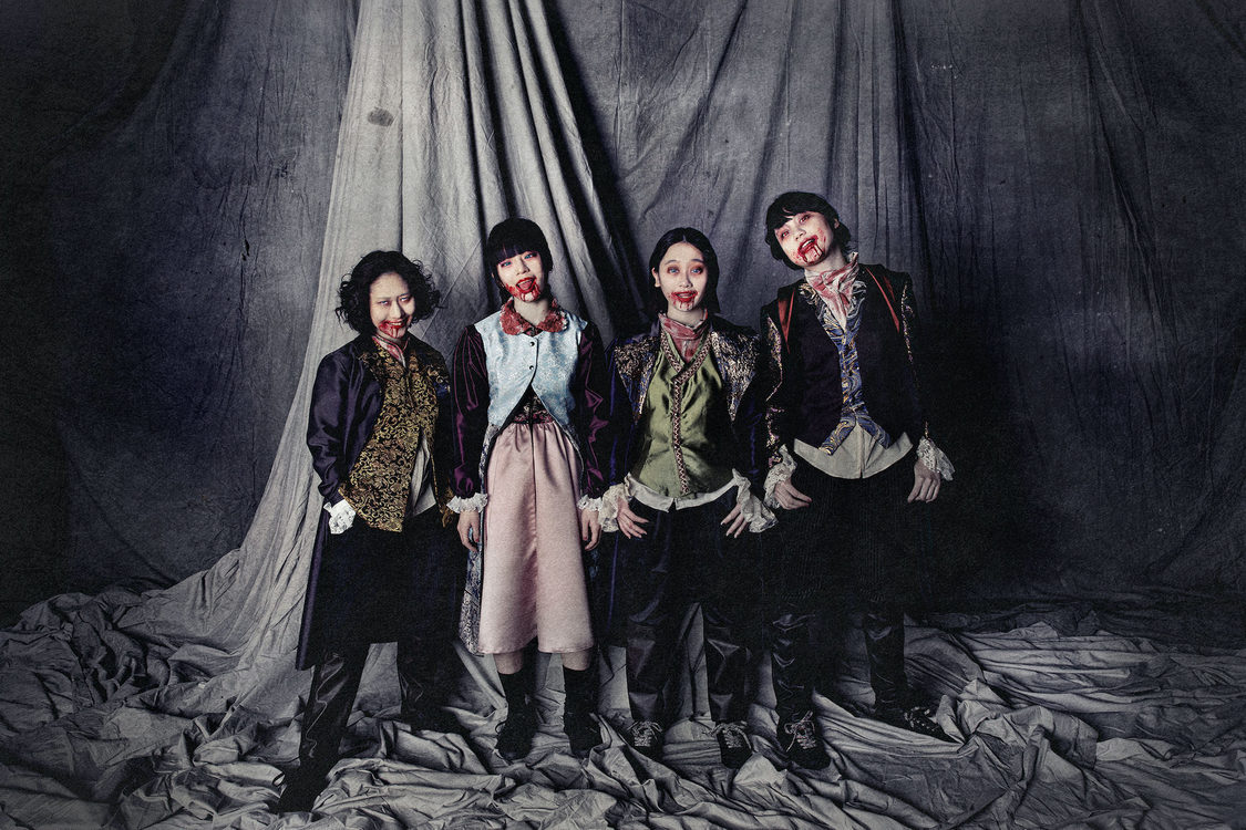 BiS、EP『KiLLiNG IDOLS』全曲配信スタート!