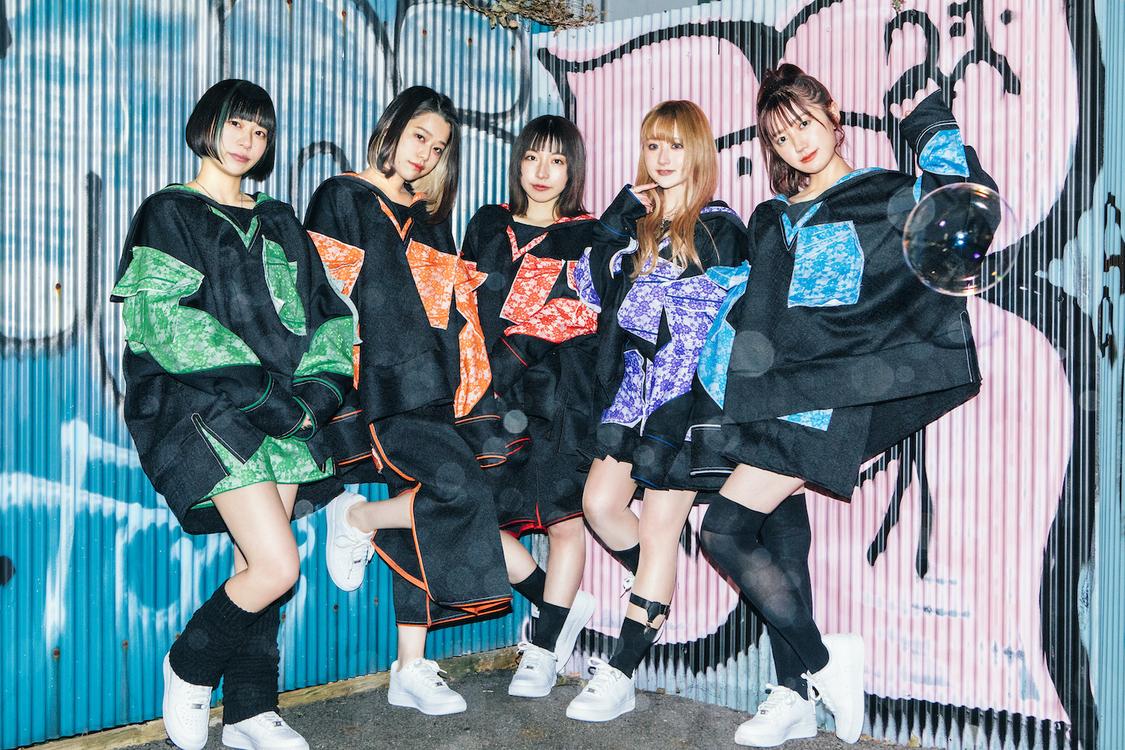 #DSPM新グループ・雨模様のソラリス、デビュー! 振り付けはカミヤサキが担当