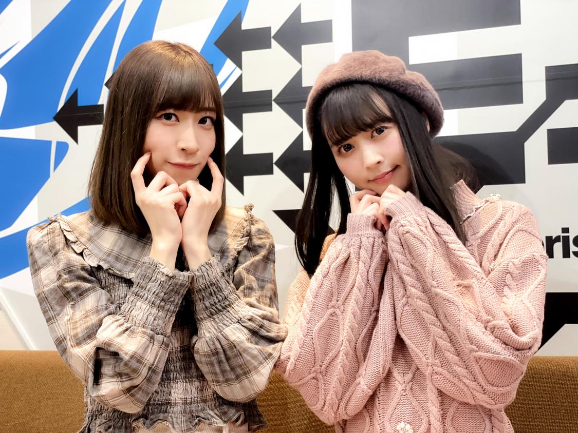 ピュアモン 富沢恵莉、中島優衣[インタビュー]卒業公演直前!振り返る思い出の数々