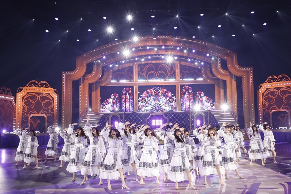 乃木坂46、<9th YEAR BIRTHDAY LIVE>推定視聴者数 72万人突破!