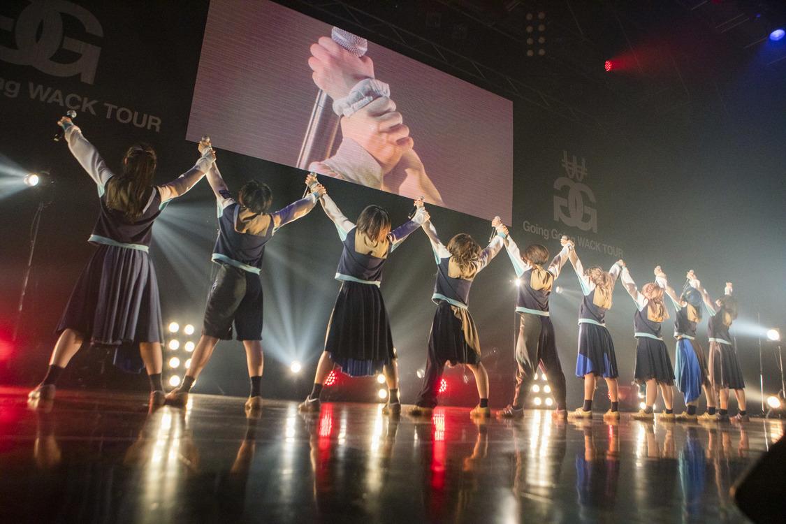 BiS、なんばHatch公演で全国ツアー開催を発表「BiSの快進撃が始まります」
