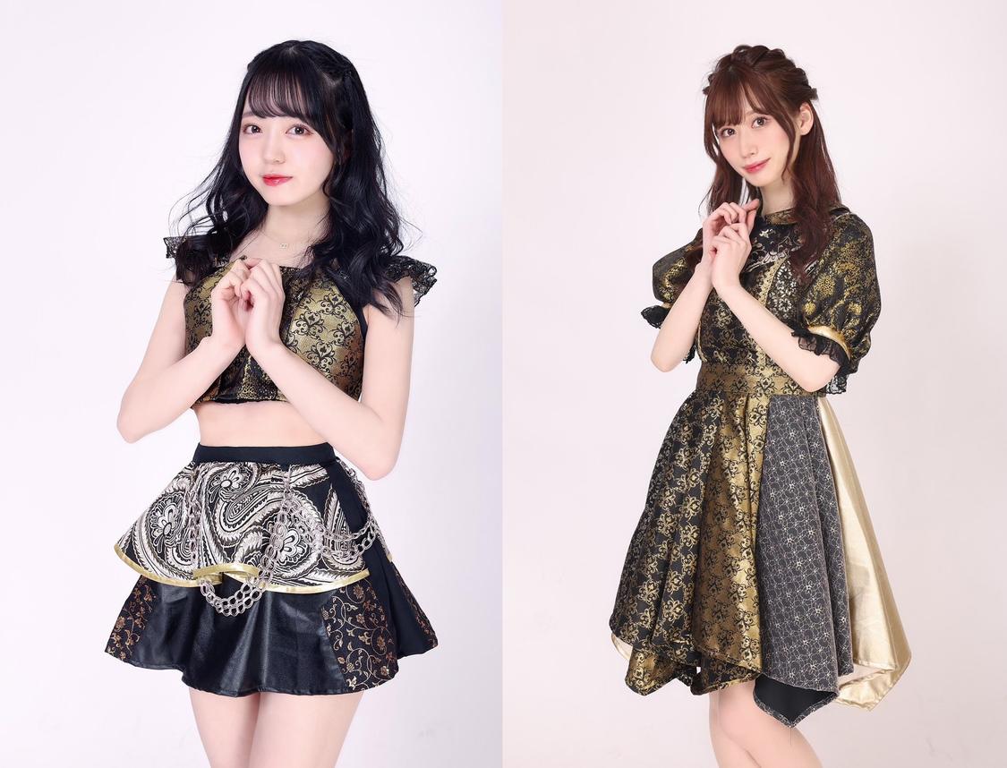 アルテミスの翼、新メンバー スーパーゼウス・カレン&アンドロメダ・ヒナの衣装ビジュアル公開!