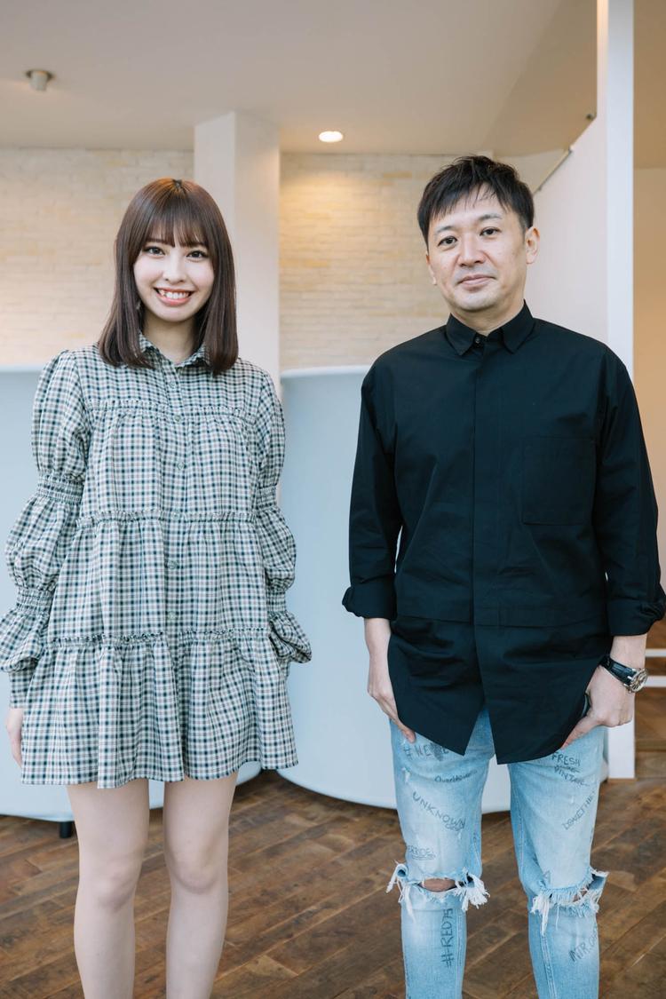 【連載】沖口優奈×「Fans' Dream Project」プロジェクトリーダー(前編)「わかりやすくファンを増やす世界観を作っていきたいんです」
