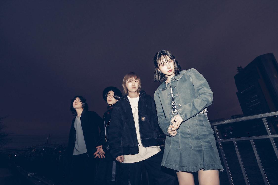 MANAKO(まなこ)、バンド編成での活動スタート+1stデジタルシングルリリース&MV解禁!