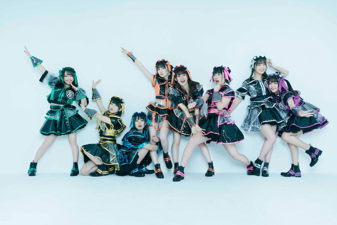 FES☆TIVE、8人新体制後の初SG「人類!WE ARE ONENESS!」MV解禁+ワンマンライブ開催発表!