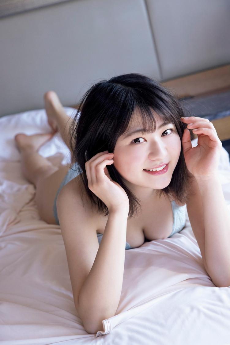 山田南実((C)光文社/週刊『FLASH』撮影:中山雅文)