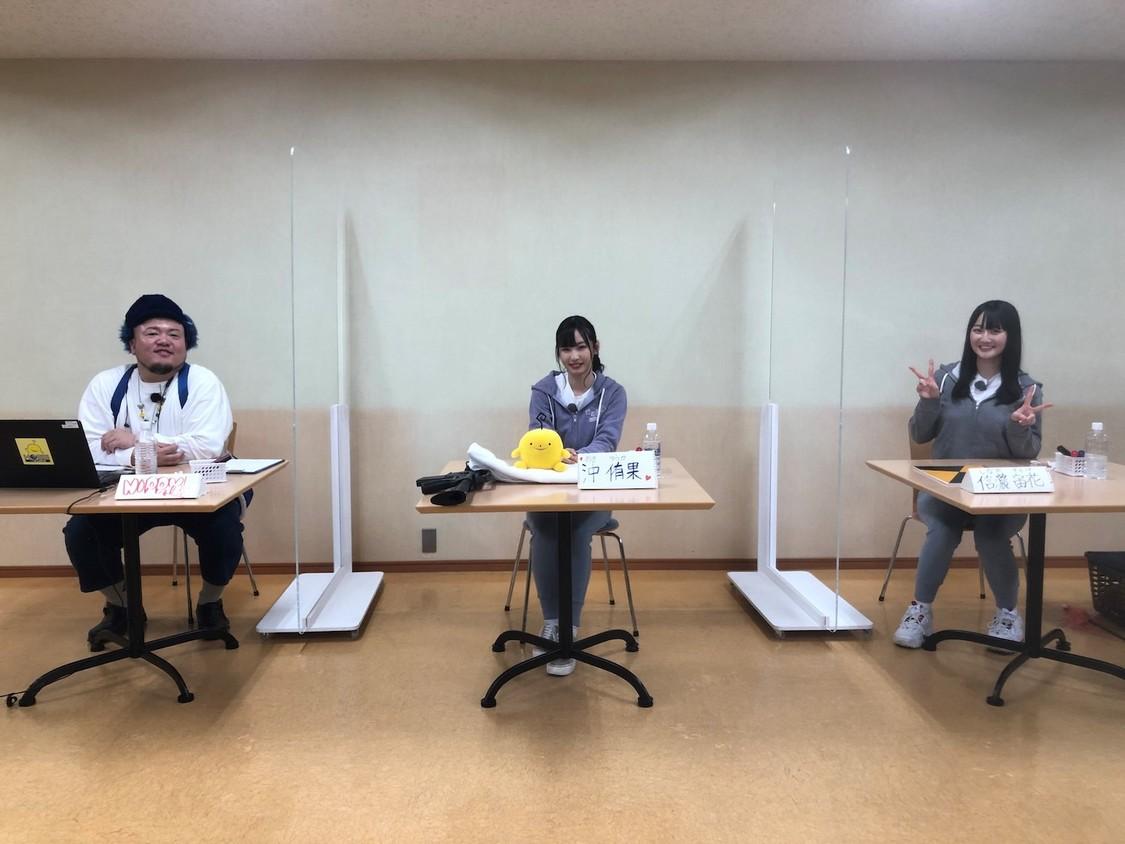 STU48 信濃宙花&沖侑果、大喜利、モノボケ、即興ソングに挑戦! 3/13放送『せとチャレ!』にて