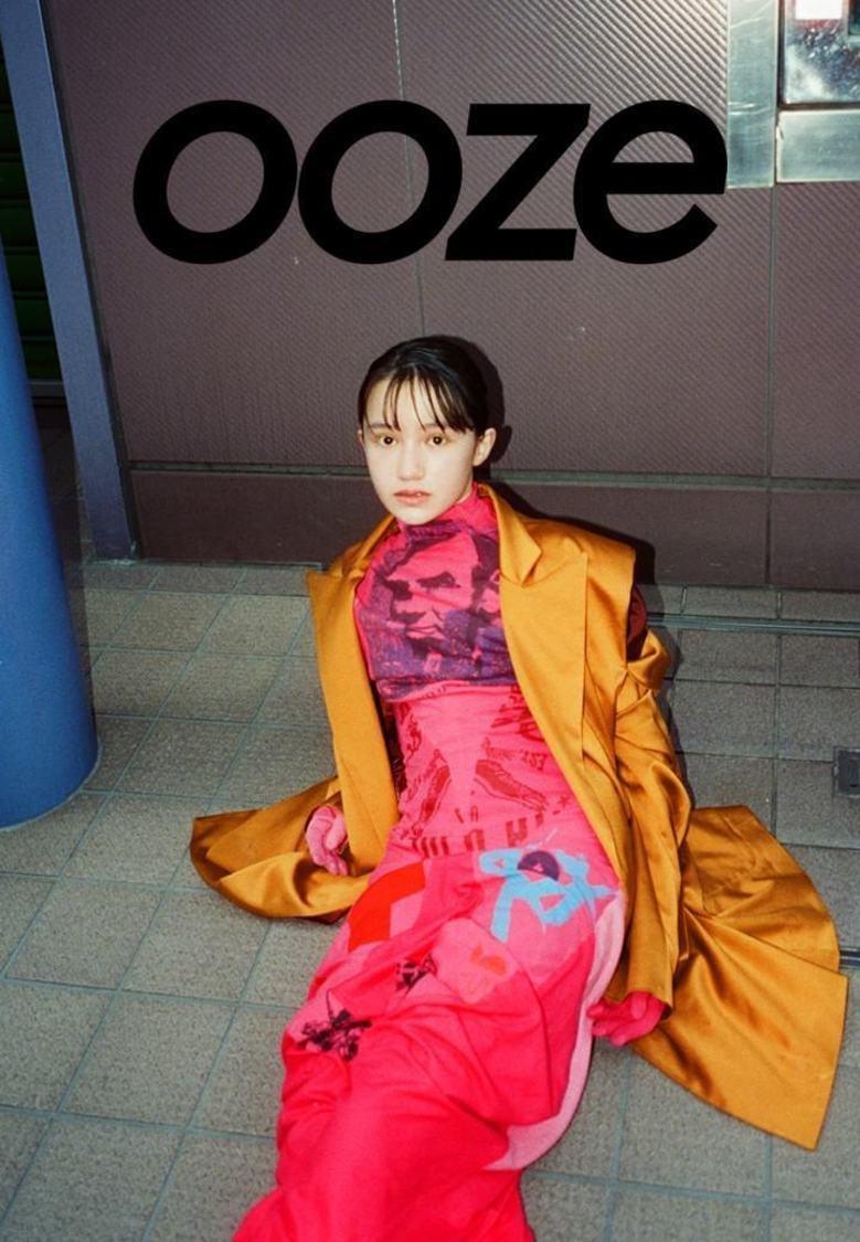 11歳の美少女モデル・山口らいら、新たな自分を表現! ウェブマガジン『ooze』新連載「New ME」登場