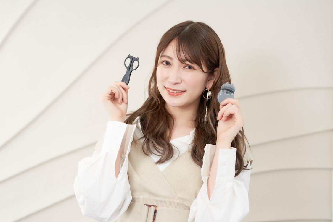 元NMB48 吉田朱里[イベントレポート]<貝印新商品発表会&メイクセミナー>で春メイクレッスンを開催!