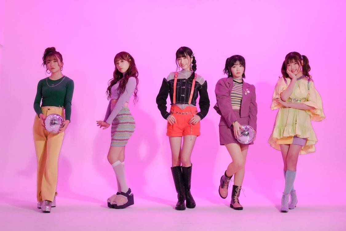 DEAR KISS、メジャーデビューSG最新ビジュアル公開!
