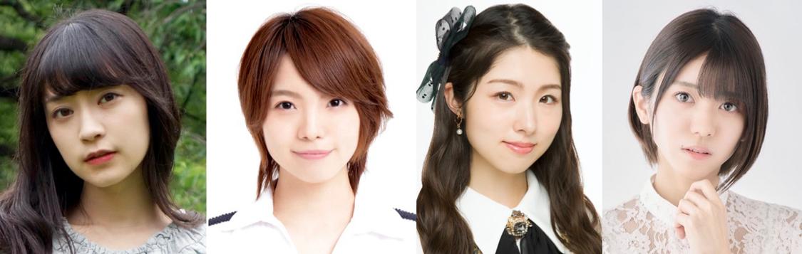 AKB48 岩立沙穂、大西桃香、福岡聖菜、武藤小麟、蔵本美結、石綿星南、音楽劇<Zip&Candy>出演決定!