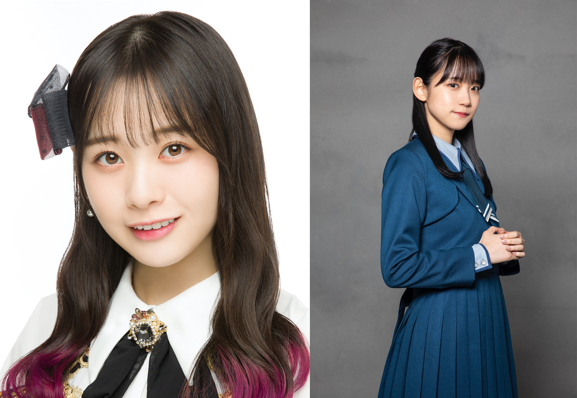 横山結衣(AKB48)、海乃るり(22/7)、舞台 銀岩塩<ABSO-METAL Re:START1&2>出演決定!