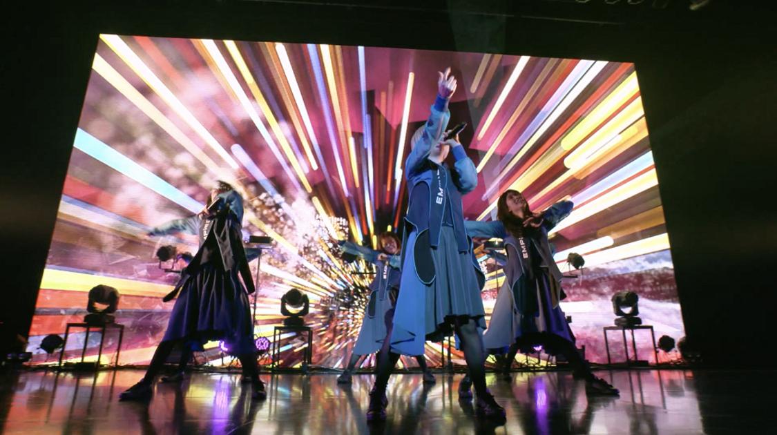 EMPiRE、昨日3/19開催フリーライブより「SUPER FEELiNG GOOD」ライブ映像フル公開!