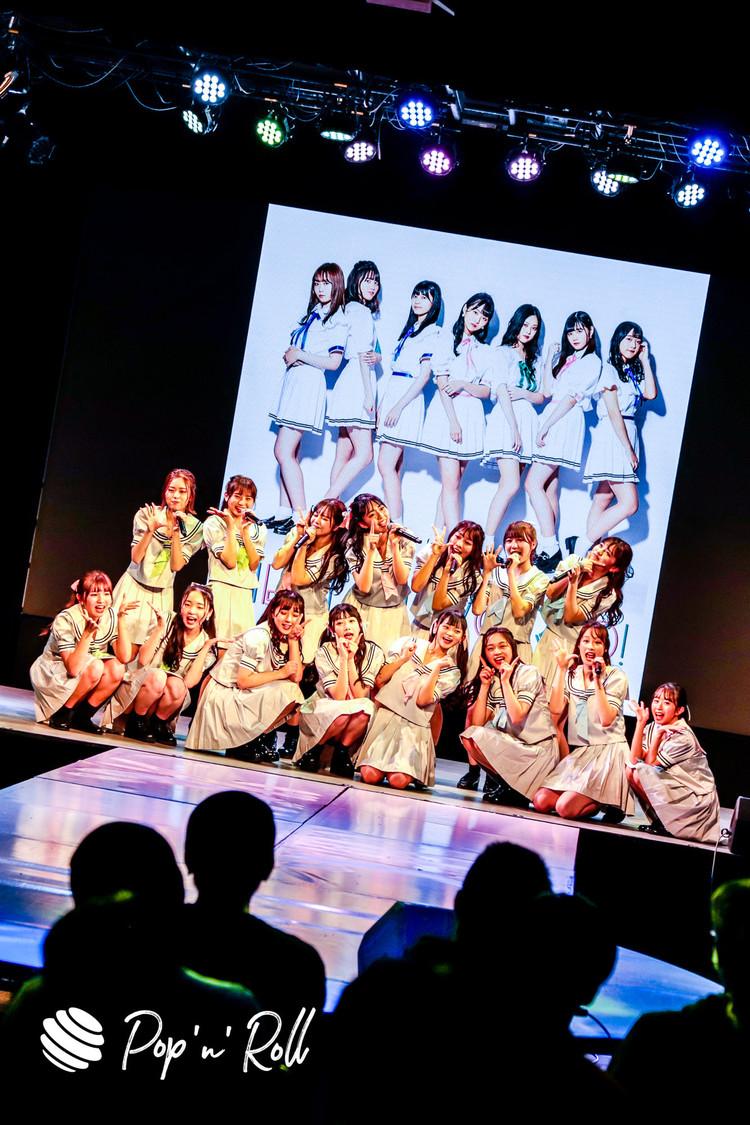 Shibu3 project[ライブレポート]豊田ルナ、石川涼楓ら8名の旅立ちを祝う<シブサン卒業式>「ありがとうの言葉が今この場所には1番似合っていると思います」