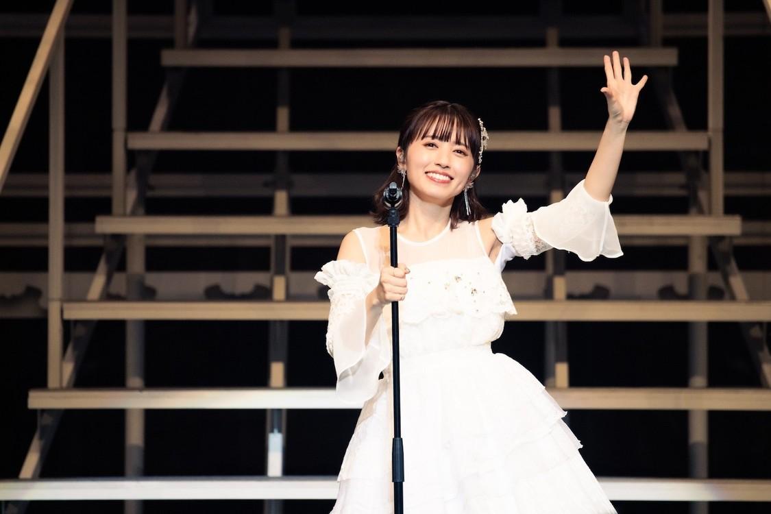 逢田梨香子、ライブドキュメンタリー番組『<逢田梨香子 1st LIVE TOUR 2020-2021「Curtain raise」>特別版』放送決定!