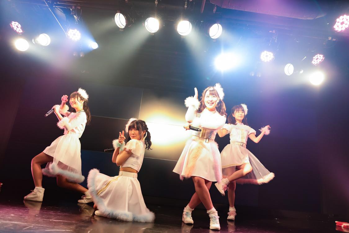 【ライブレポート】なんきんペッパー、ファンとの企画を盛り込んだ定期公演vol.2「最終目標は横浜アリーナ」