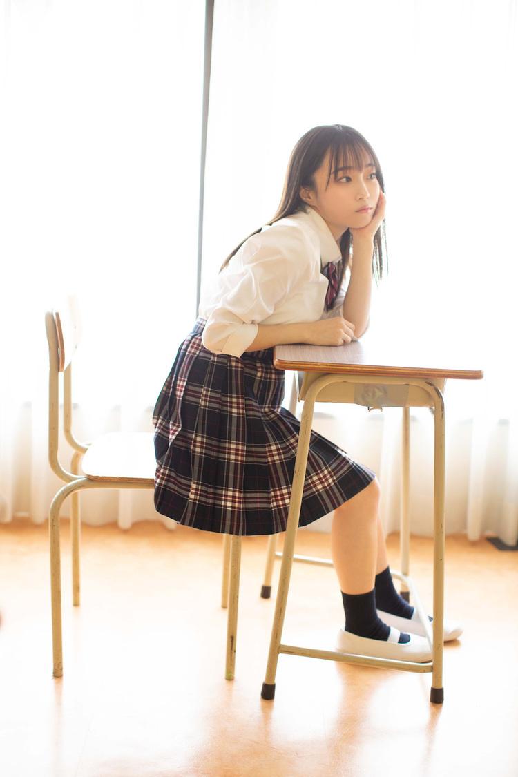 #ババババンビ 岸みゆ (c)月刊エンタメ/撮影:佐賀章広