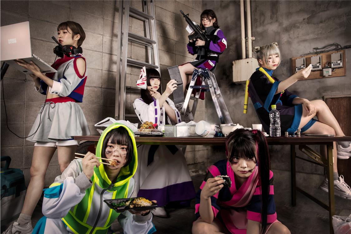 SOMOSOMO、新曲「TAnGlers」 配信リリース決定!