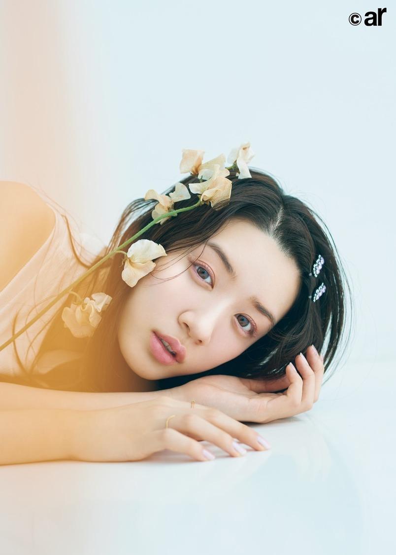 永野芽郁、秘めたる愛を語る「ぜひお付き合いしたいです!」『ar』表紙登場