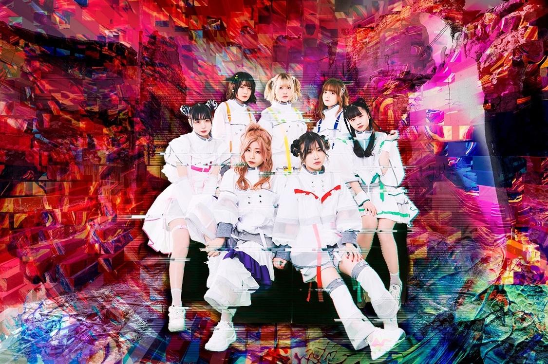 ゆるめるモ!、7人新体制に! 1年2ヵ月ぶりとなる新曲のアニメMV公開