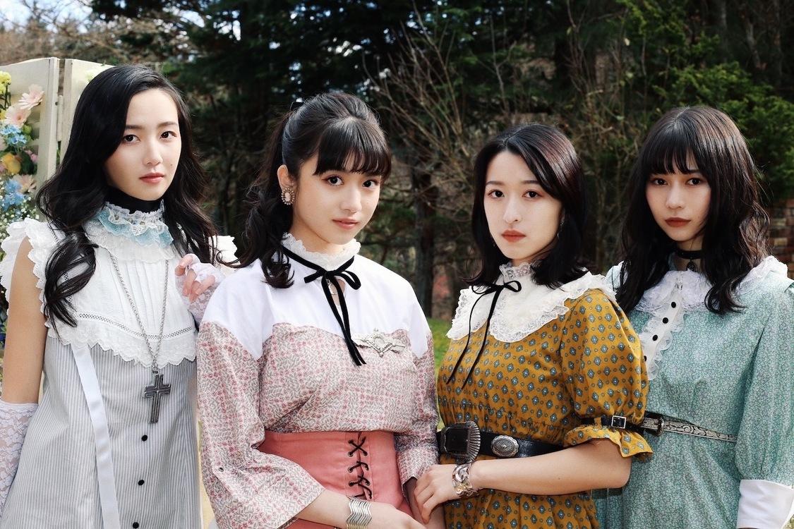 東京女子流、「Hello,Goodbye Remix」本日4/14リリース! リリックビデオには大石日々が参加