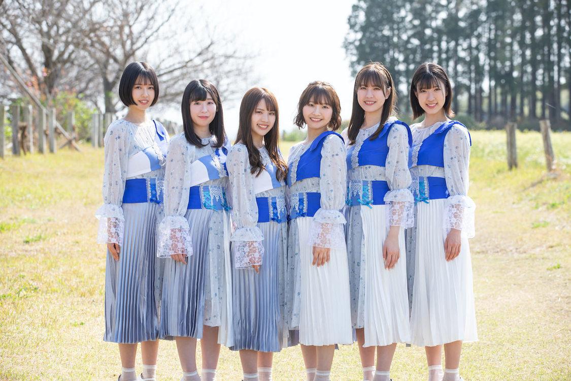 左から天音七星、望月希美奈、濱田菜々、一色素良、夢咲りりあ、牧野真琴