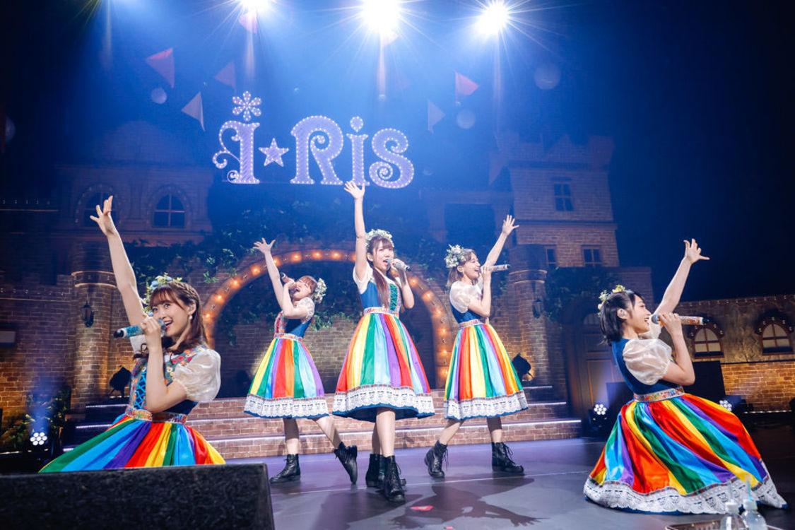 i☆Ris[ライブレポート]新体制の無限なるポテンシャルを提示したツアー初日公演「またイチから頑張るので、ついて来てください」