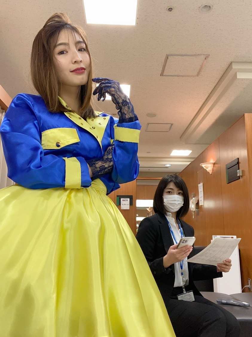 ほのか、池田マネージャーの『週プレ』水着グラビア出演に敵対心を燃やす! TBS系『爆笑!ターンテーブル』出演