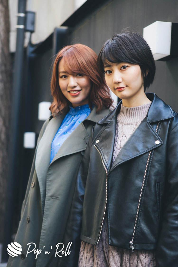 アップアップガールズ(仮)関根&新井、中野の想い出「中野は駅を降りると、ちょっと違う雰囲気になるよね」