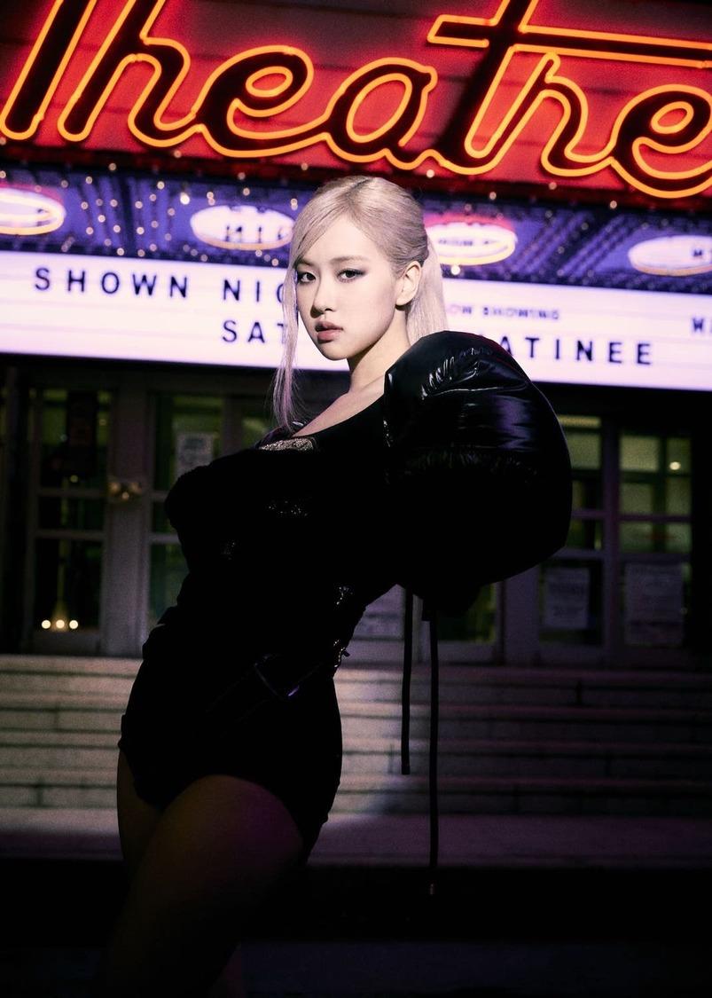 BLACKPINK ROSÉ、ソロSG累積販売数が50万枚突破! 韓国女性ソロ歌手では約19年ぶり