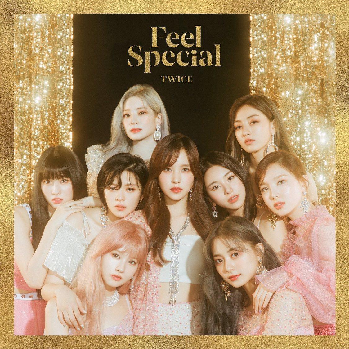 TWICE、「Feel Special」がレコ協ストリーミングプラチナ(1億回再生以上)認定に
