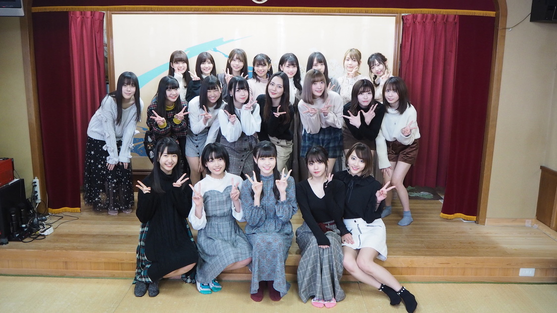 ラストアイドル、2/23に1周年コンサート&打ち上げ特番放送決定!