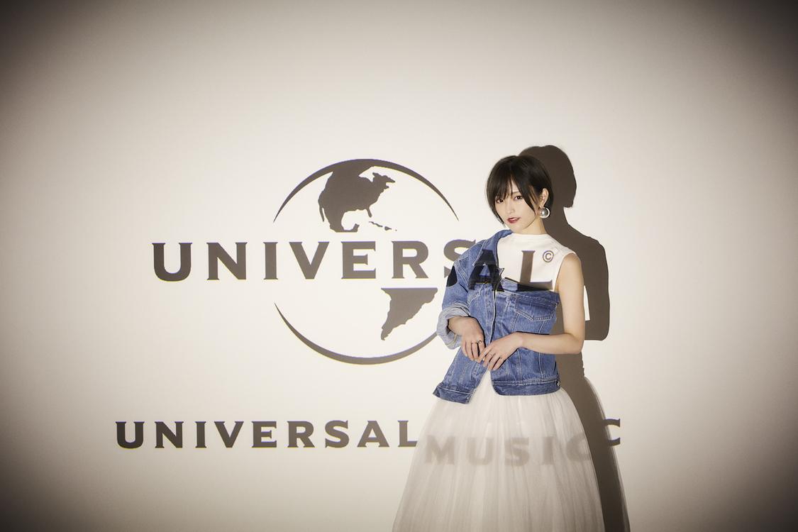 山本彩、作詞・作曲・ギター演奏も自身が担当! ユニバーサル ミュージック移籍第1弾SGリリース決定