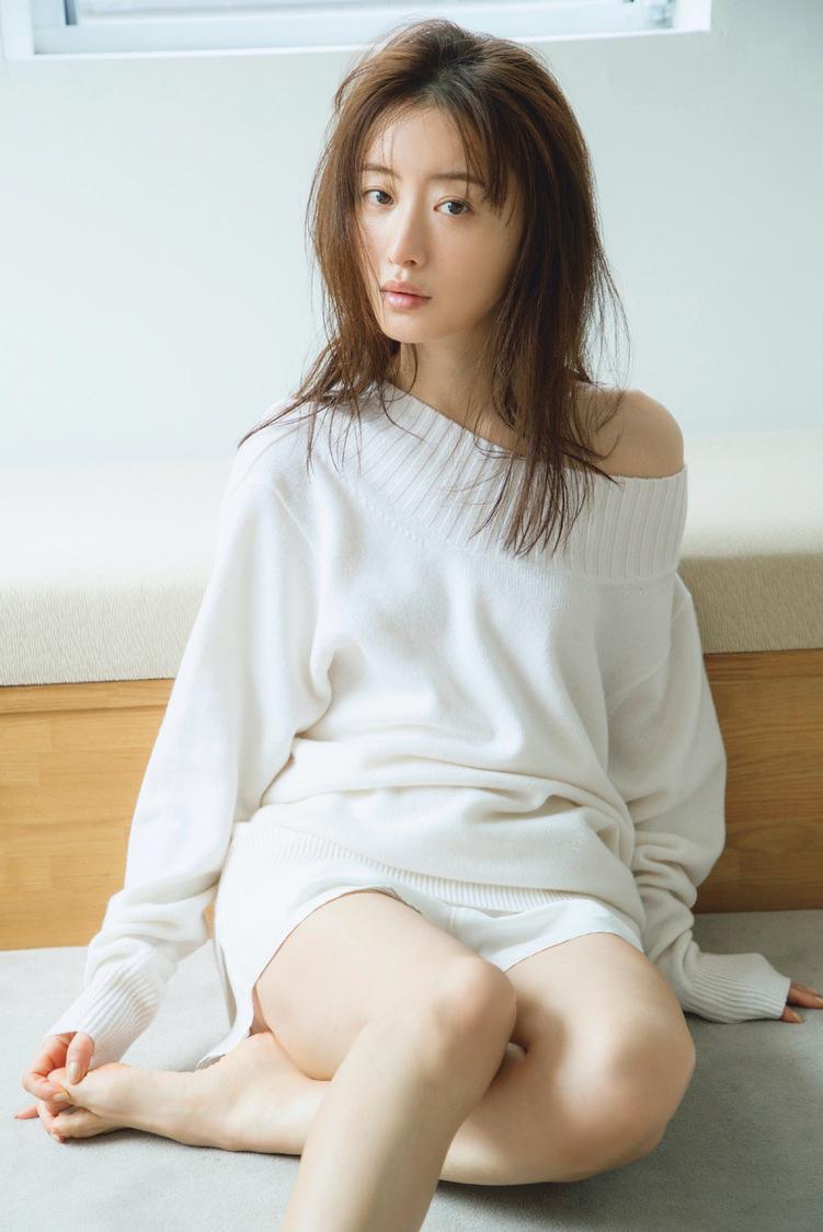 松本まりか((C)光文社/週刊『FLASH』 撮影:菊地泰久(vale.))
