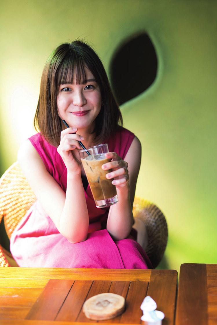 林美桜((C)光文社/週刊『FLASH』 撮影:藤本和典)