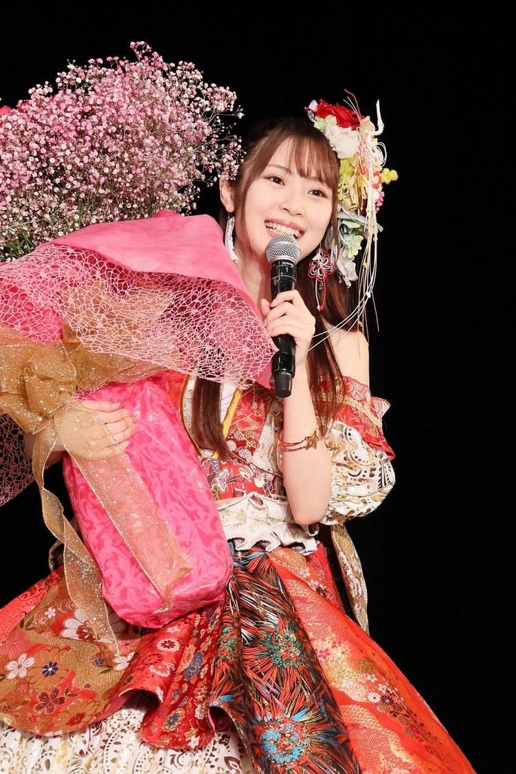 SKE48 高柳明音、揺るぎない誇りを持って卒業!「最後この瞬間に後悔はない」