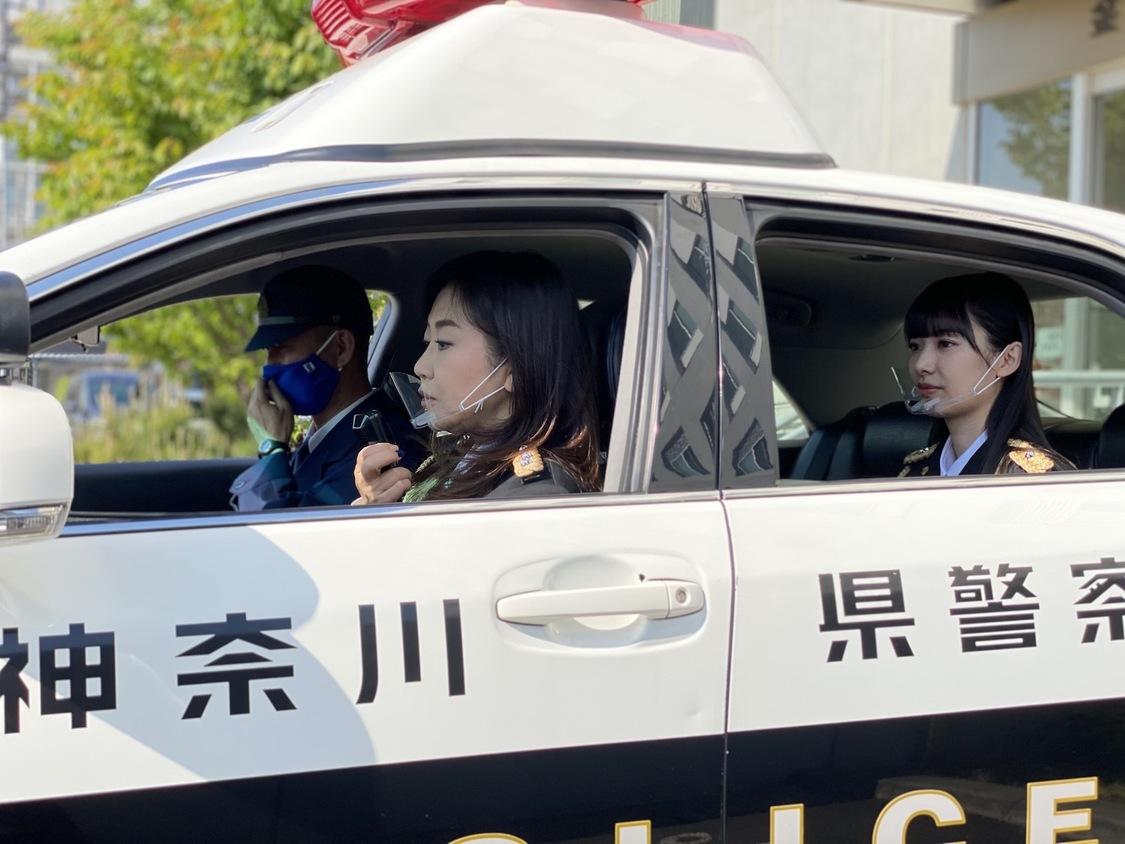 AKB48 武藤十夢、特別防犯支援官として神奈川県金沢警察署を訪問!「被害の周知はもちろん、犯罪に加担しないように呼びかけていきたい」