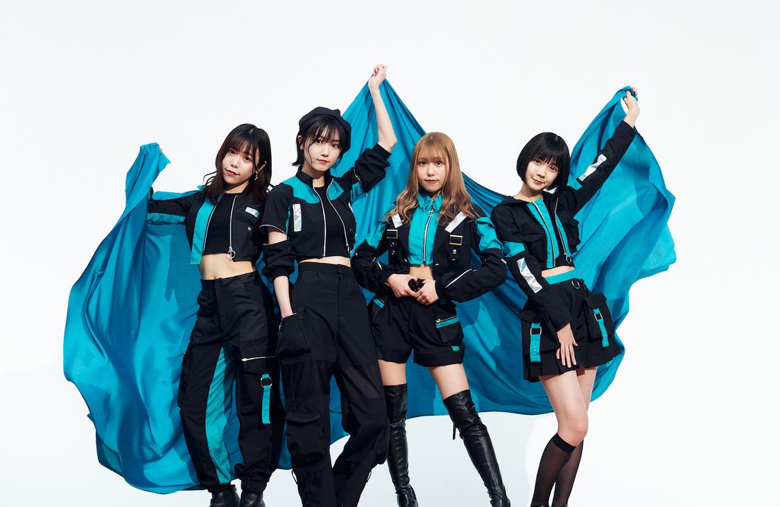 サンダルテレフォン、新衣装&新ビジュアル公開+7月に初の東名阪ツアー開催!