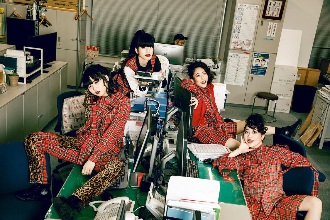 BiS、山田健人ディレクションの「TOUCH ME」MV公開+5/1より先行配信スタート!