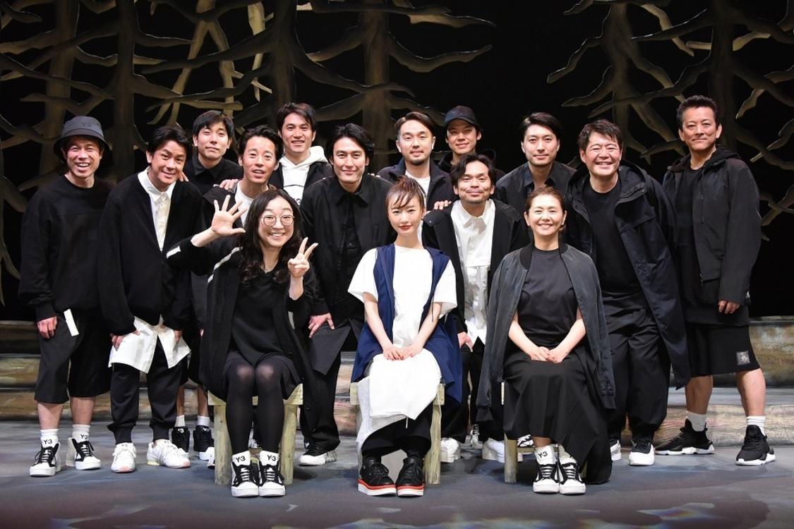 松本まりか[イベントレポート]小泉今日子の演技をリスペクト「圧倒されました」舞台版<向こうの果て>アフタートークにて