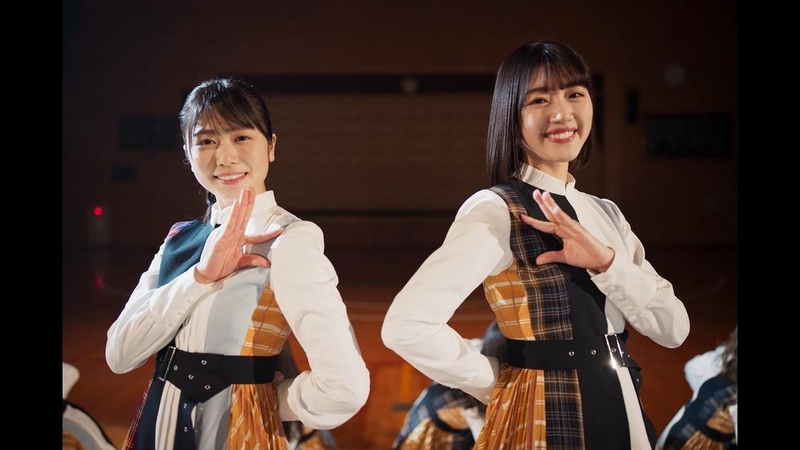 日向坂46、5th SG共通c/w曲「声の足跡」MV解禁!