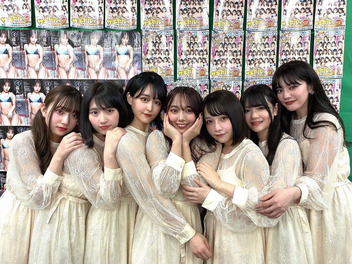 BOCCHI。福丸雛、<サキドルエース>LINE LIVE部門優勝!「感謝しかないです」