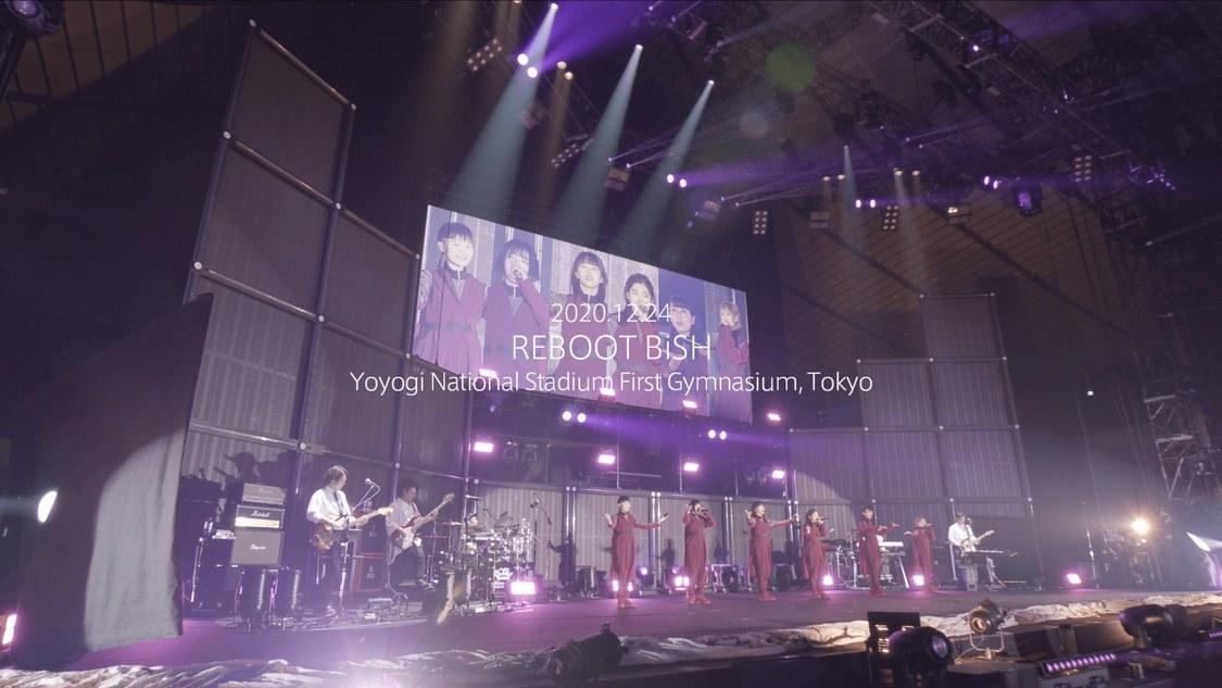 BiSH、ライブBD&DVD『REBOOT BiSH』ダイジェスト映像公開!