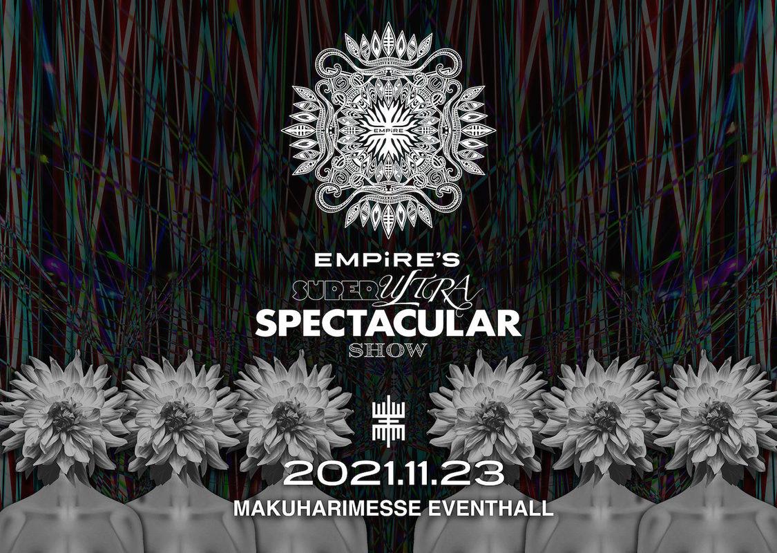 EMPiRE、11/23に幕張メッセ イベントホールワンマン公演決定!