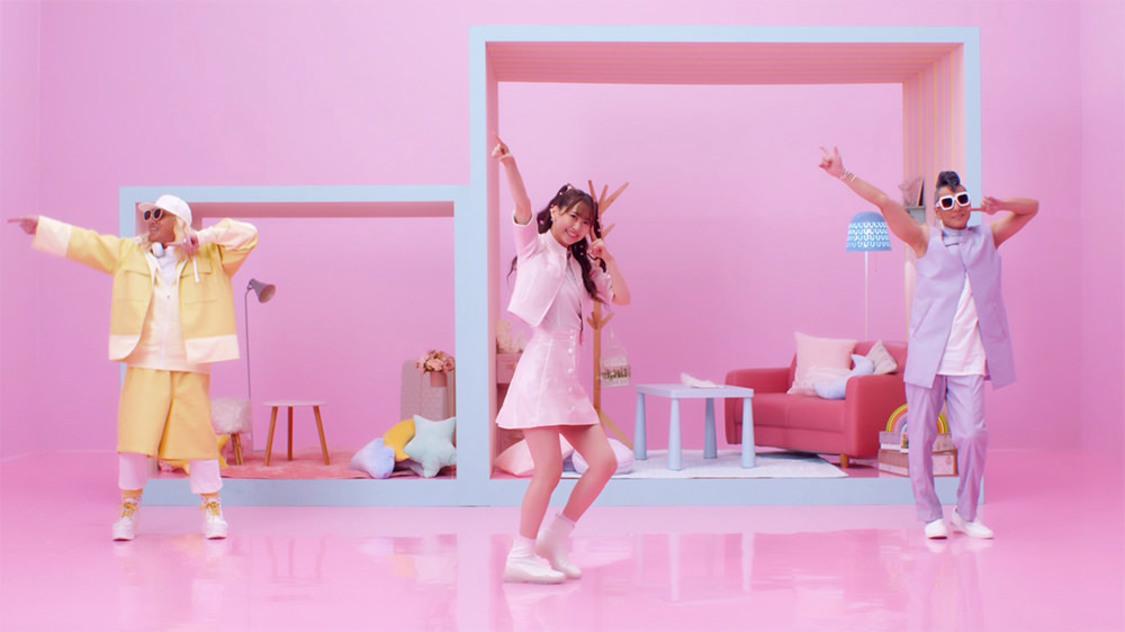 芹澤優 with DJ KOO & MOTSU、「YOU YOU YOU」Dance ver.MV公開!「ラブな気持ちを心に秘めながら、ノリノリで楽しんでくださいね♪」