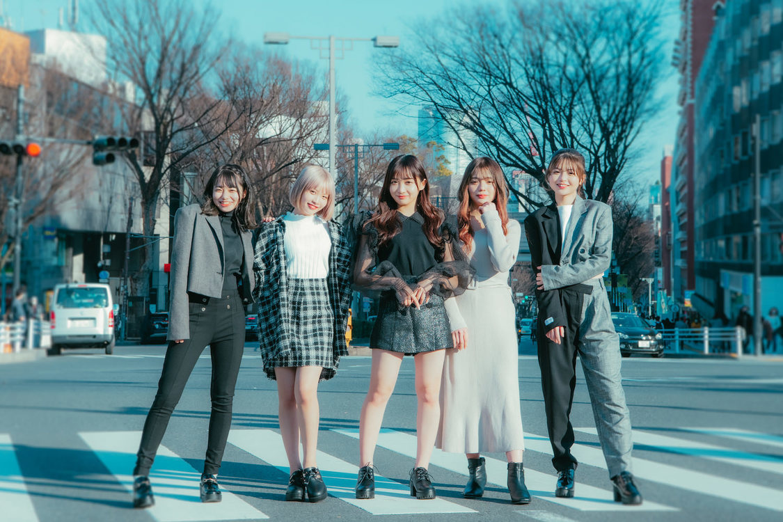 Five emotion、「CANDY POP」がABEMA『パパラピースのイマっぽTV』テーマソングに決定+5/25放送回でライブパフォーマンス初披露!