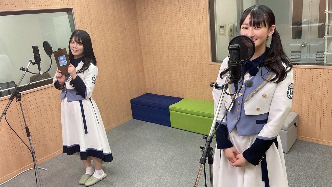 STU48 矢野帆夏&信濃宙花、声優に挑戦! 『せとチャレ!STU48』出演